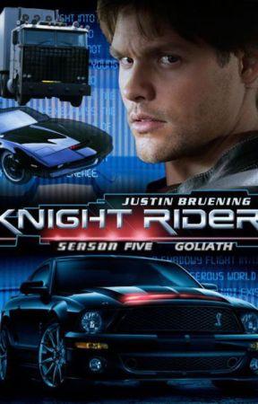 Knight Rider Season 5 Episode 2: Goliath - Chapter 1: KARR
