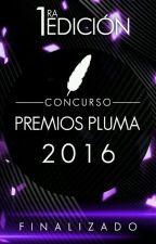 Premios Pluma 2016 (TERMINADO) by PremiosPluma