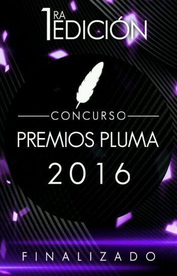 Premios Pluma 2016 (TERMINADO)