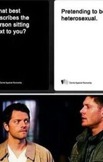 Supernatural (And Other Fandom) Smut