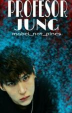 Profesor Jung [VIXX/Leo] by mabel_not_pines