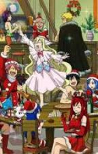 A Fairy Tail Christmas Mira-cle by pheonixfire232