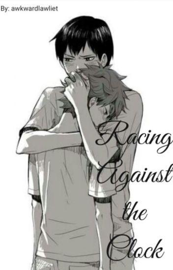 Racing Against the Clock (Kagehina AU)