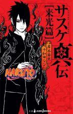 Sasuke Shinden by SakuraUH