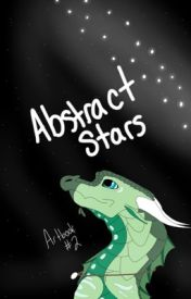 Abstract Stars (art book #2) by aquatheseawing