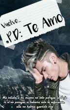 P.D: Te Amo   Alan Navarro  by DannaVillal19