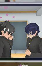 He's Mine~ Budo X Shin: Yandere simulator yaoi fanfic by sorrowkawaii