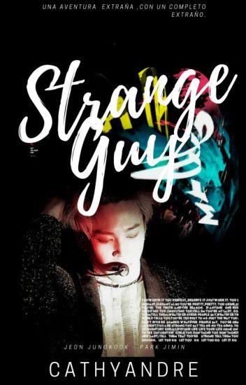 Strange Guy  (Jikook)