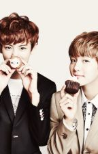 Let me live with you please? (Chanbaek, Baekyol) by ChanyeolChance