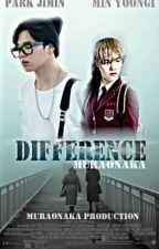 DIFFERENCE (JiminxYoongi) by Muraonaka