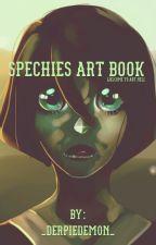 Spechies art book by _DerpieDemon_