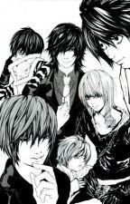 Gemas (Death Note Yaoi) by StrangeTH