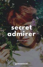 Secret Admirer [minyoon] by crybabykookies