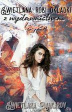 Swietlana robi okładki z wydawnictwem lagier by Diana-Iosifowna