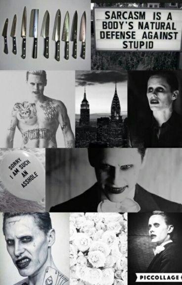 Jokers curiosity ( Joker love story )