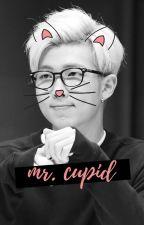 mr. cupid +yoonmin by chimnesia