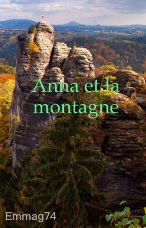Anna et la montagne  by Emmag74