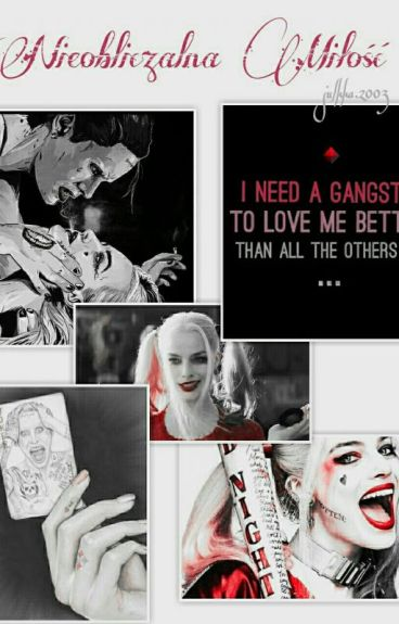 Nieobliczalna miłość || Joker & Harley