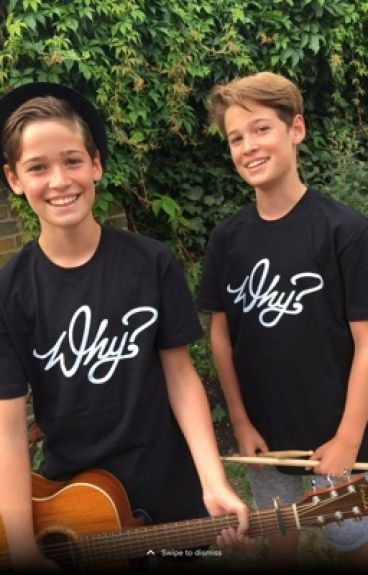 The two boys next door