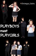 Play Boys meet Play Girls by Christeyne_Calzita