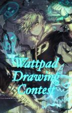 Wattpad Drawing Contest [CHIUSO] by michelle_ghost