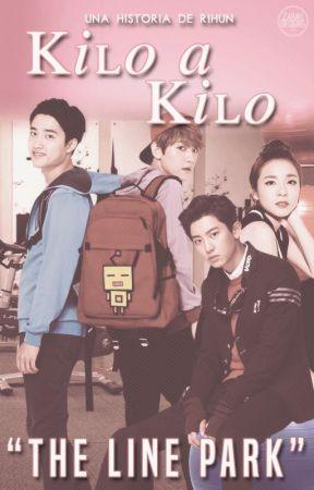 Kilo a Kilo(The Line Park) - ChanBaek(Editando). by -RiHun