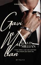 Gavin Millian (Diterbitkan) by TillyDe
