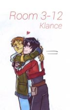 Room 3-12 // Klance by PineconePatrol