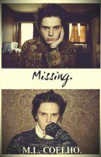 Missing. | Tate Langdon. by marlacf23