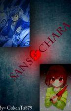 Sans y Chara (Historia de Amor) by GokenTa879