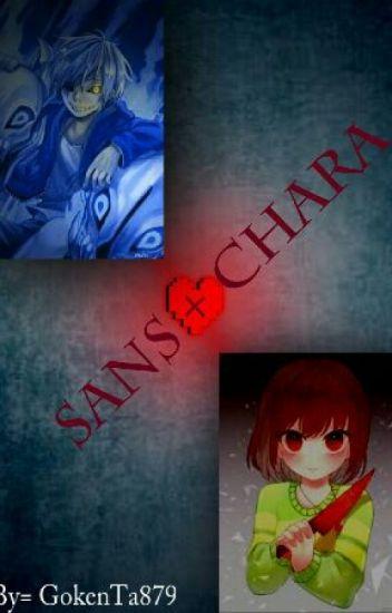 Sans y Chara (Historia de Amor)