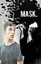Mask. || Hunter Rowland by andmakeitbetter