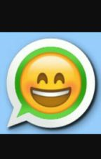 grappig whatsapp gesprekken  by JasminScheffer