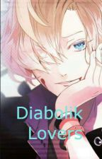 Diabolik Lovers by KouMukami-Diabolik