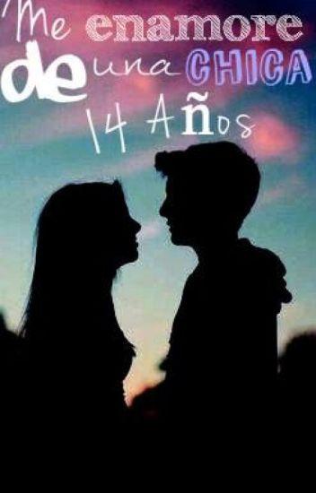 Me enamore de una chica de 14 años