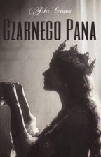 Na tronie Czarnego Pana | Czarna Księżniczka  by Niedocenionymalarz