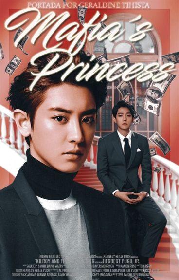 Mafia's Princess Kink // ChanBaek Lemon