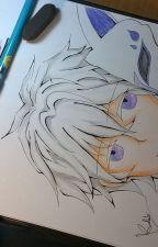 Tranh do tôi vẽ ♥ by Kami_TNBA