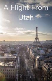 A flight from Utah (LeafyXReader) by MyraLikesFandoms