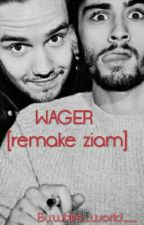 Wager   [remake Ziam] by white_world__