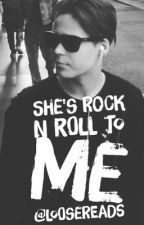 She's rock n roll to me (J.D fanfic) by loosereads