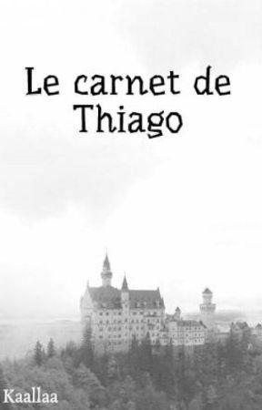 Le carnet de Thiago by Kaallaa