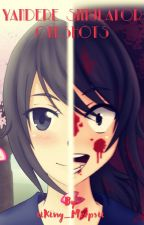 Yandere Simulator One-Shot Book by iiKing_Meepsii