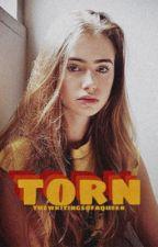 torn ♡ p.lahote by thewritingsofaqueer