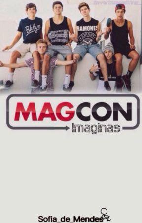 Magcon Imaginas by Sofia_de_Mendes