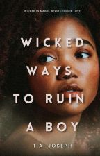 A Magical Misfortune by TraceyJo-