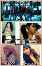 mindless behavior adopted me!!! [ON HOLD] by iisquared
