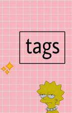 tags  by KDcirT_