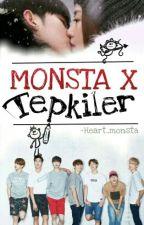 Monsta X Tepkiler by heart_monsta