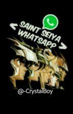 Saint Seiya Whatsapp by Galaxy__Fanfan-